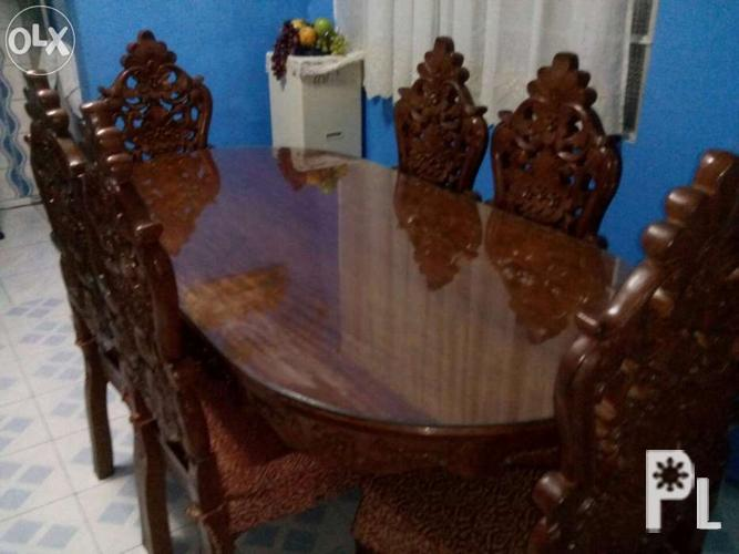 000dinning Table And Sala Set Narra For Sale In Muntinlupa