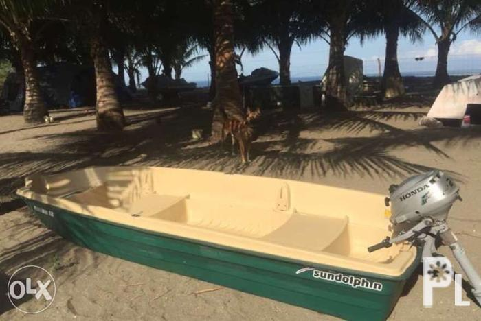 12FT Fishing Rescue boat
