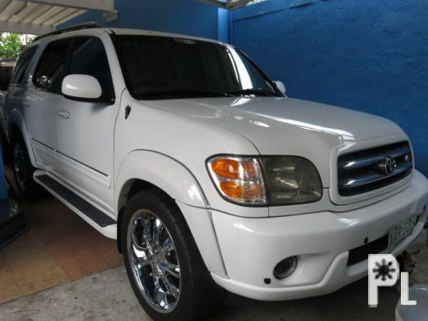 14 year old Toyota Sequoia, ₱850,000, Petrol, Las