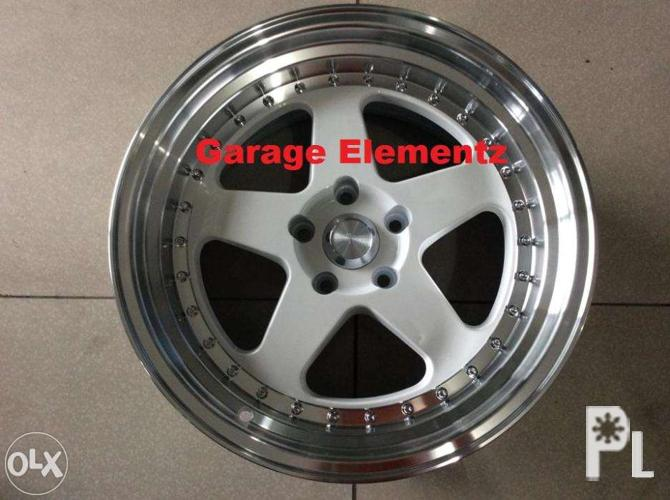 """18"""" Rotiform mags Staggered 5 holes pcd 114 for Sale in Quezon City, National Capital Region ..."""