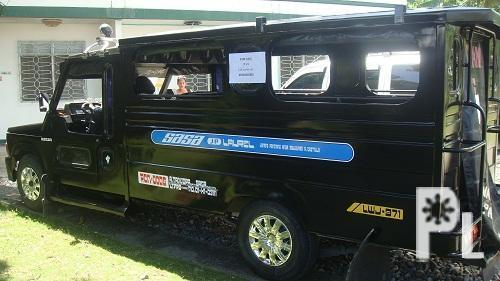 18 seater Jeepney in good condition for sale