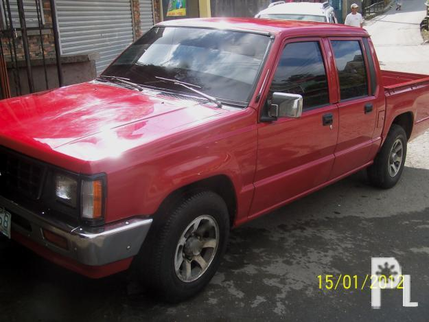 1994 mitsubishi l200 pick up for sale in baguio city. Black Bedroom Furniture Sets. Home Design Ideas