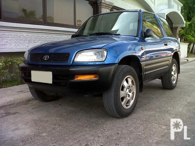 1996 toyota rav4 2 door excellent condition manila. Black Bedroom Furniture Sets. Home Design Ideas