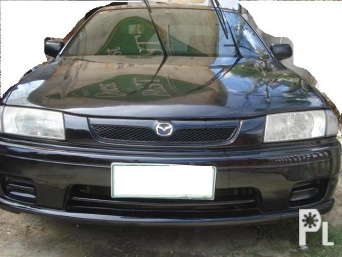 1999 model - MAZDA FAMILIA all power local unit ? Cebu