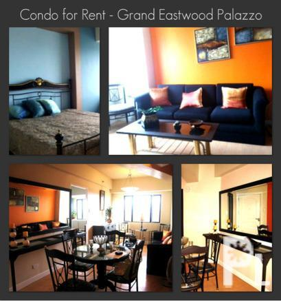 1 bedroom condo for rent grand eastwood palazzo for 1 bedroom condo for rent