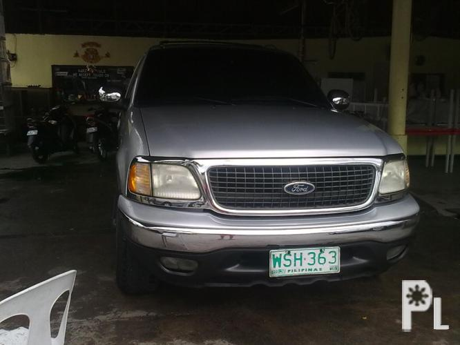 2001 Ford Expedition all leather ? Angeles City