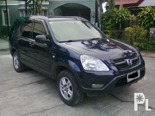 2004 HONDA CR-V for Sale in Antipolo City, Calabarzon Classified | PhilippinesListed.com