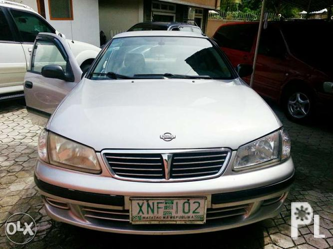 2004 nissan sentra gx 1 3 ltrs engine for sale in davao city davao region classified. Black Bedroom Furniture Sets. Home Design Ideas