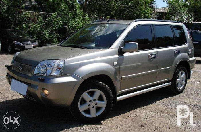 2005 Nissan xtrail. all orig in and out. a/t. fresh.