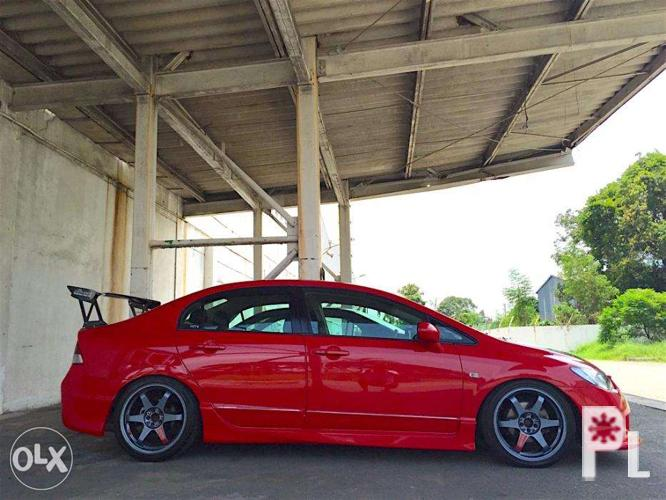 2006 Honda Civic FD 2.0S Manual for Sale in Quezon City, National Capital Region Classified ...