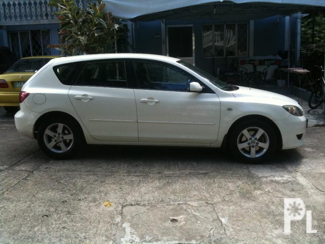 2006 mazda3 hatchback baguio city for sale in baguio. Black Bedroom Furniture Sets. Home Design Ideas