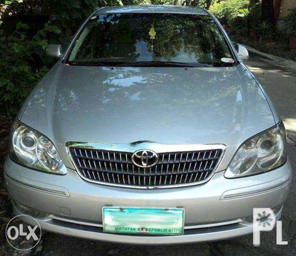 2006 toyota camry 2 4v top of the line accord cefiro galant sonata bmw for sale in manila. Black Bedroom Furniture Sets. Home Design Ideas