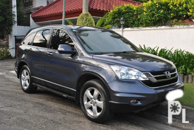 2007 honda crv 4x2 automatic 65tkm gray fresh ayala for Gray honda crv