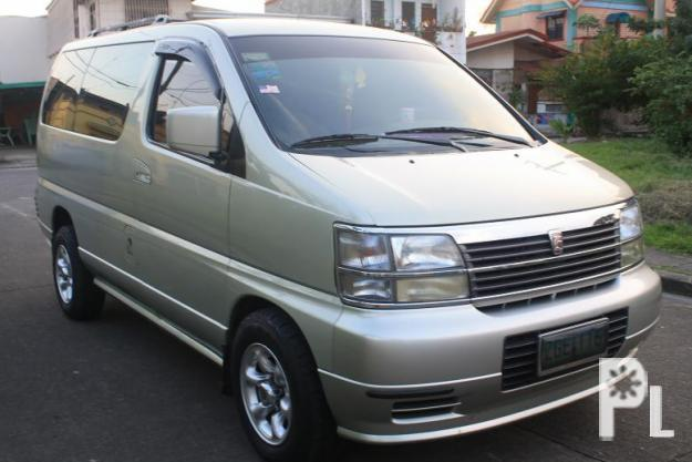 2007 nissan elgrand luxury family van for sale in carmona calabarzon classified. Black Bedroom Furniture Sets. Home Design Ideas