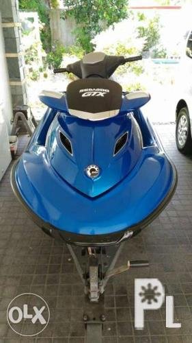 2008 seadoo gtx 215 limited for Sale in Bacolod City