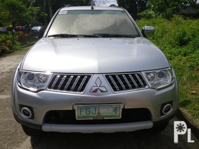 2009 Mitsubishi Montero Sports SE 4X4 ? Bacolod City