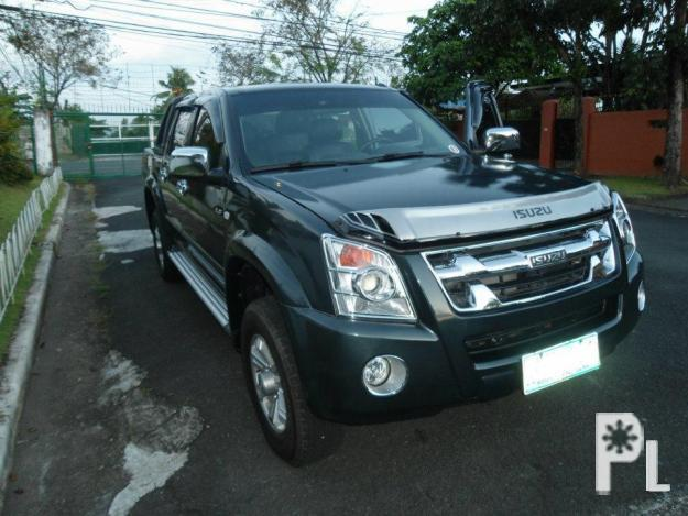 new isuzu pick up cars philippines pictures. Black Bedroom Furniture Sets. Home Design Ideas