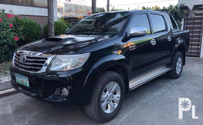 2012 Series Toyota Hilux 4x4 3.0D4D For Sale