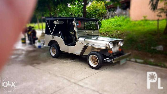 2012 Victory Owner Type Jeep FPJ - VERY RARE Malabon