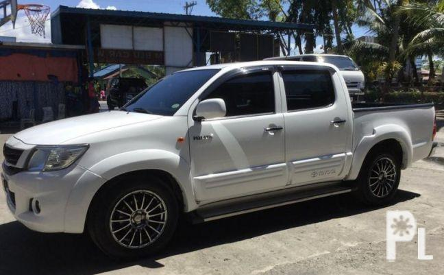 2014  Toyota Hilux J. G-Look