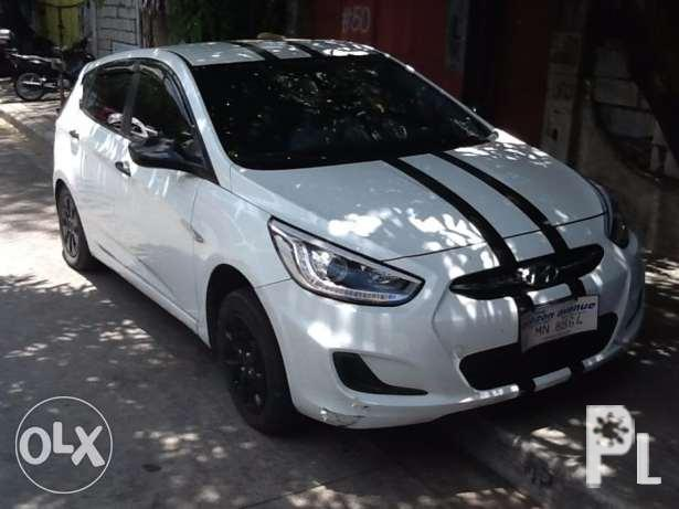 2015 hyundai accent crdi diesel manual 448000 only