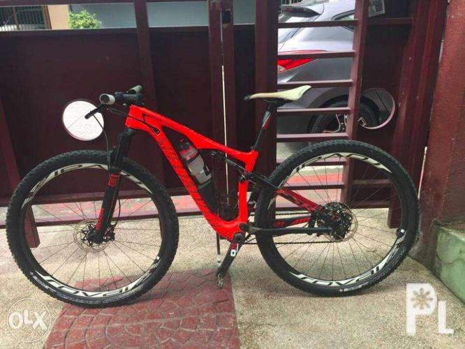 2015 Specialized Epic Elite World Cup Full Suspension Mountainbike