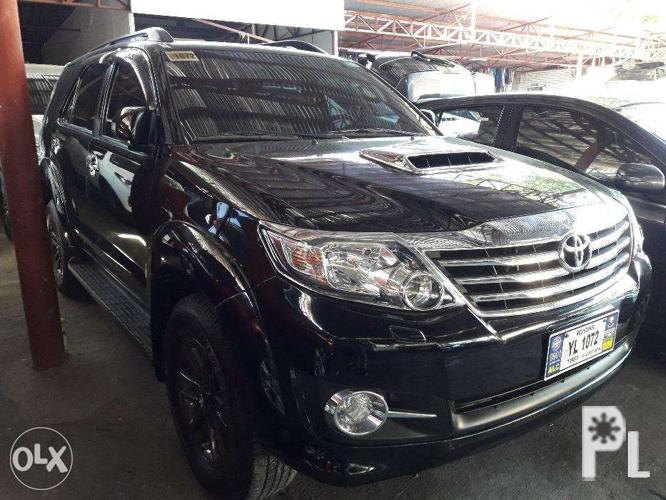 Fortuner 2015 For Sale Olx