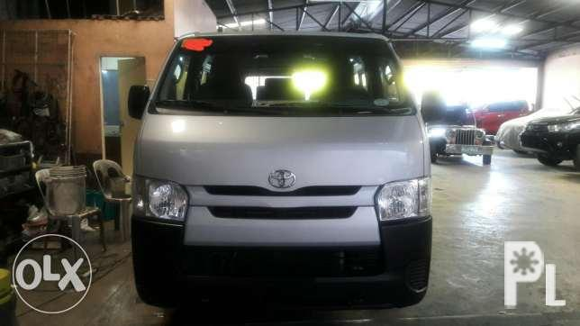 2016 Toyota Hiace Commuter Van Manual D4d Diesel 3 0 Engine for Sale