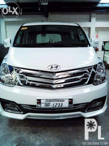 2017 Hyundai Grand Starex Modern Royale For Sale In Quezon