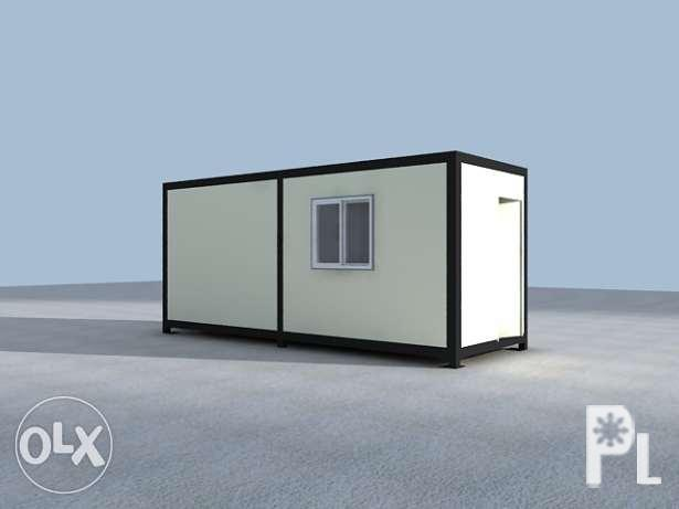 20ft And 40ft Container Van House For Sale In Manila