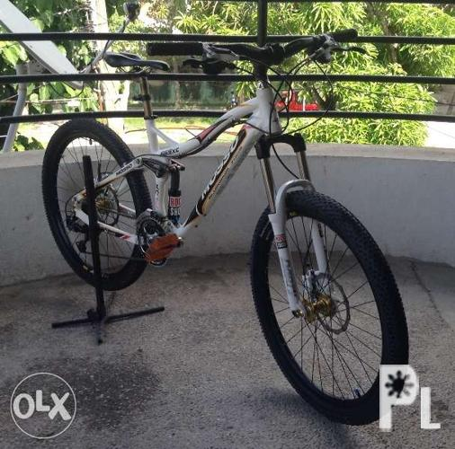 26 Quot Cross Country Am Trail Full Suspension Mountain Bike