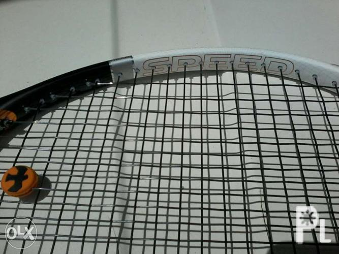 2 Slightly Used Head Titanium Rackets