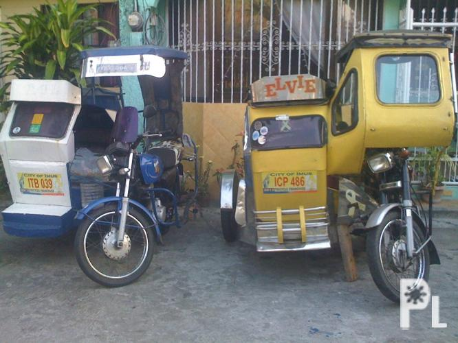 2 (two) Tricycle with Franchise at Imus Cavite ? Imus for