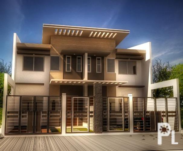 2 Units Brand New Duplex House In Baguio City With Scenic