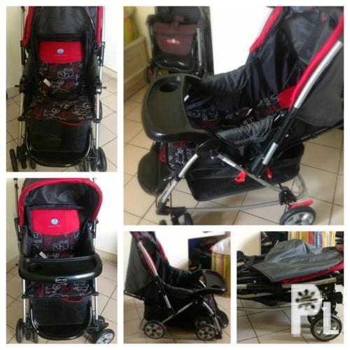 2nd hand baby stroller ? Quezon City