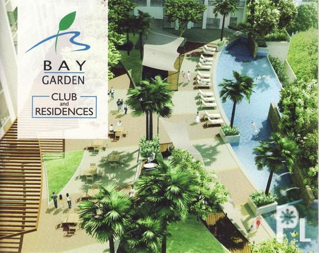 3 Bedroom Furnished Unit With Outdoor Swimming Pool At Bay Garden Near Sm Mall Of Asia Manila