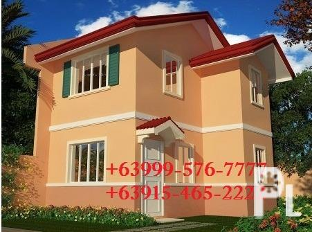 3 Bedroom House Lot Camella Pagadian City Vistaland Pagadian City For Sale In Pagadian City