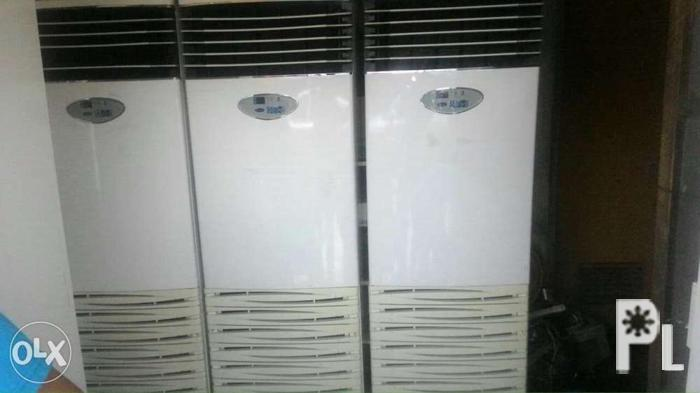 3Tons Carrier Floor Mounted Air conditioning free Installation