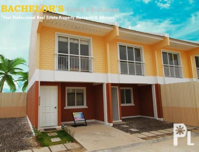 40sqm 2 storey townhouse for sale in lilo an cebu 2 for Townhouse design philippines