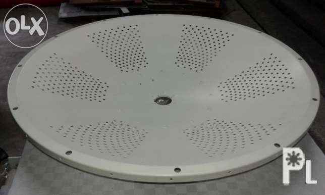 495585GHz WiFi 32dBi Dish Antenna compatible with Ubiquiti