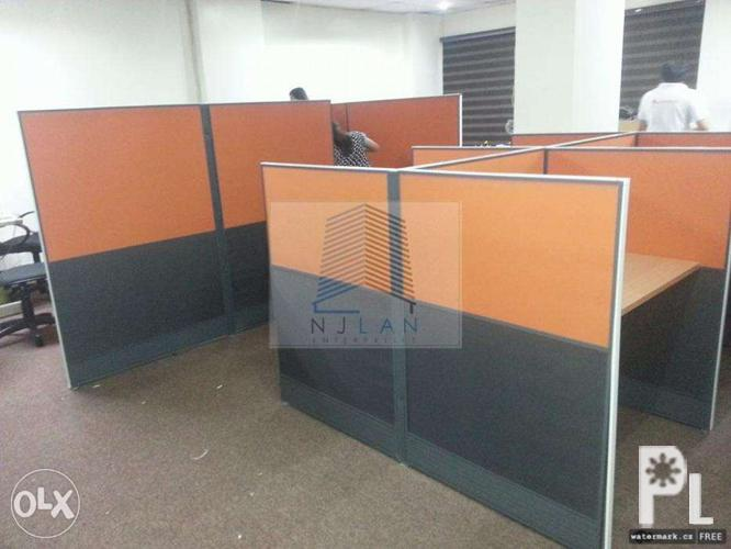 4 cm thick partitions tables office chairs for sale for Affordable furniture quezon city
