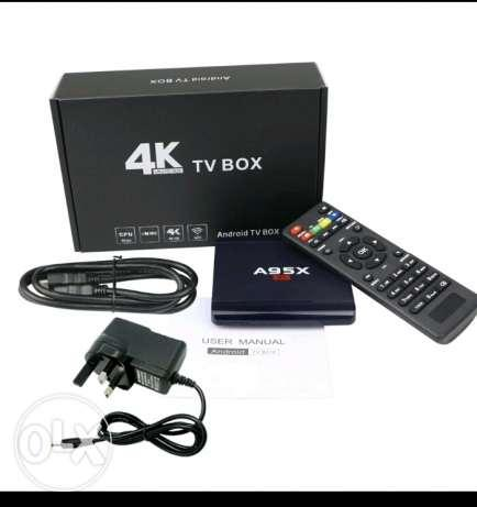 4k tv box 1gb ram 8gb rom a
