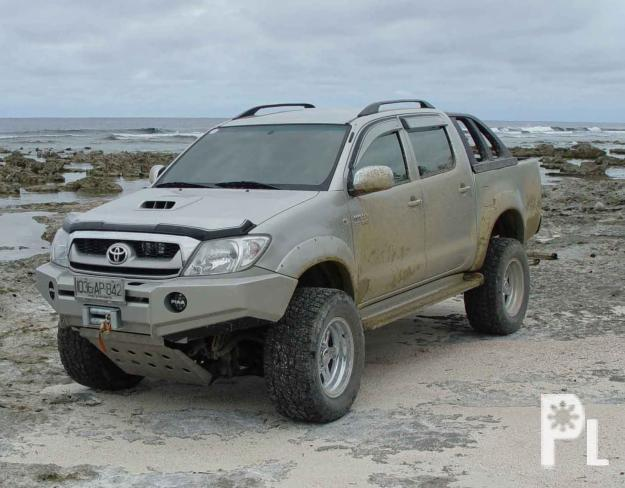 Hilux  Big Boy Toy In Caan De Oro City  Northern Mindanao For Sale
