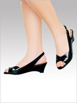 ♦ bnew CINDY ladies' black pumps ♦