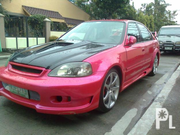 99 honda civic for sale in bacoor calabarzon classified for Honda civic 99 for sale