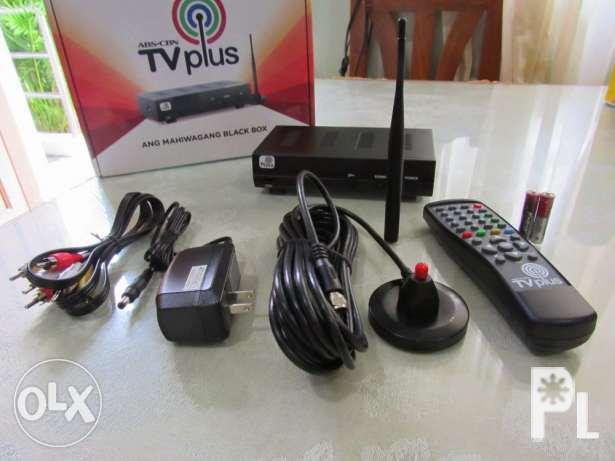 Abs Cbn Tv Plus For Sale In Mabalacat Central Luzon Classified