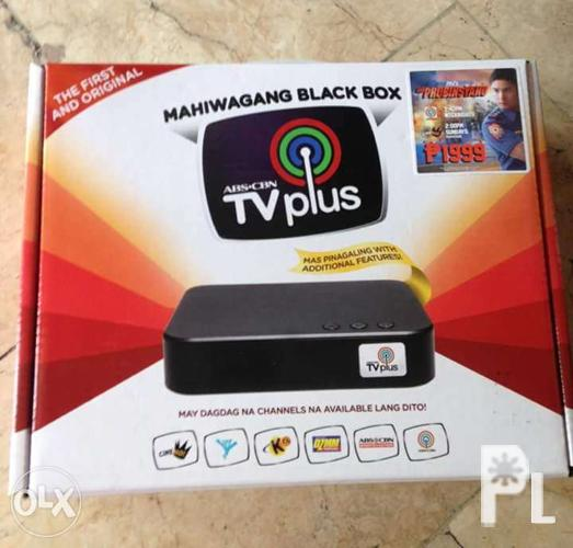 Abs Cbn Tv Plus Ang Mahiwagang Blackbox For Sale In Antipolo City