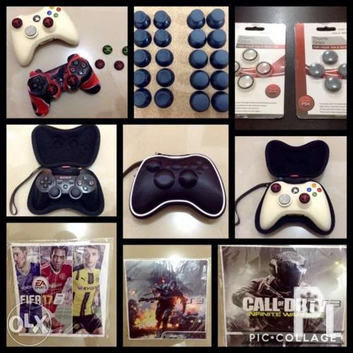 Accesories for Playstation 3 and Xbox 360 Console
