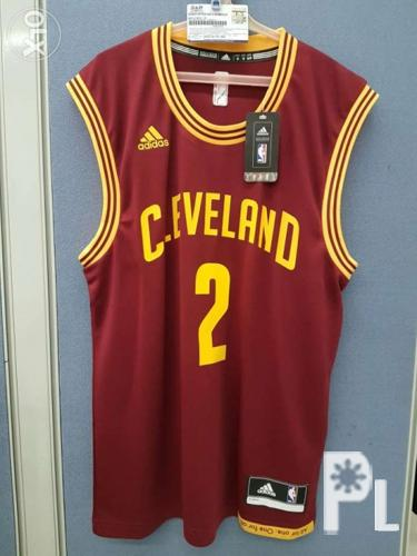 size 40 c79da 9b60d Adidas NBA Jersey - Kyrie Irving Cleveland Away for Sale in ...