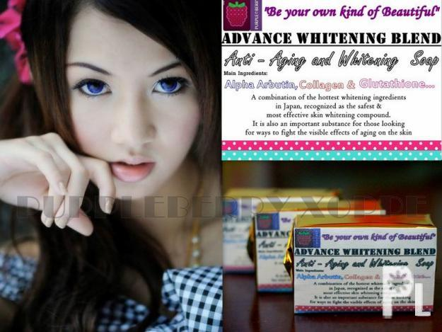what is the most effective whitening soap